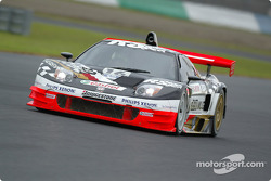 Honda NSX  (GT500), Ryo MIchigami, Daisuke Ito