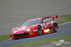 Toyota Supra (500), Masahiko Kondo, Hayanari Shimoda