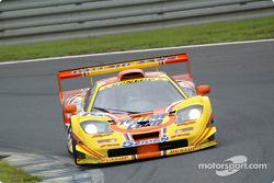 #76 McLaren F1 GTR, Naoki Hattori, Eiichi Tajima