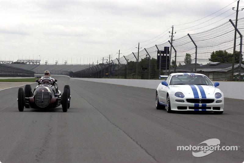 Los Maserati 8CTF y Trofeo