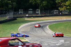 GT1 class qualifying: William Hopwood in trouble