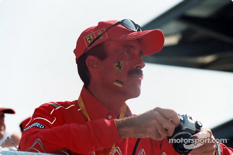 Fan de Ferrari