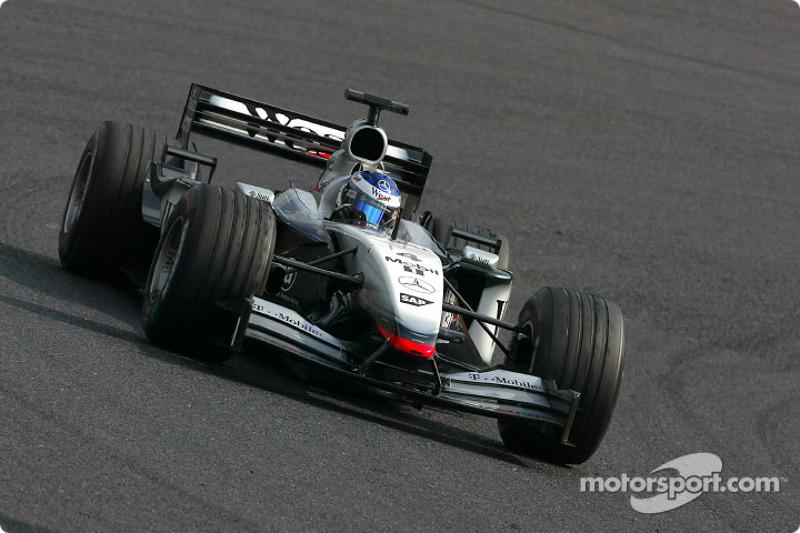 2002: McLaren MP4-17