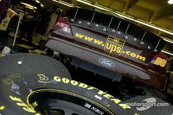 Dale Jarrett's UPS Ford