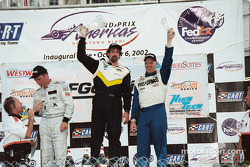 Trans-Am podium