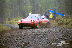 #276  Brian Palidar, Thomas Palidar, Seattle, WA/ Lynnwood, WA, '79 Mazda RX-7