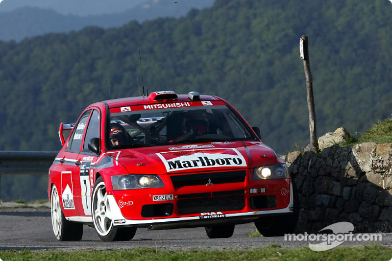 Marlboro и Mitsubishi