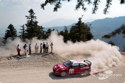 Rallye de l'Acropole