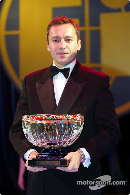 Winning GT Driver, Christophe Bouchut