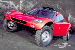 Volkswagen Tarek for Dakar Rally 2003