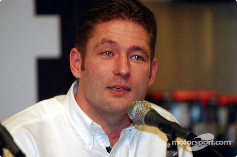 Jos Verstappen talks