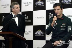 Interview for Mark Webber