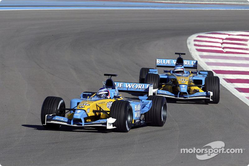 2003 - رينو آر23