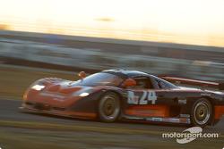 #24 Perspective Racing Mosler MT900R: Jérôme Policand, Michel Neugarten, Andy Wallace, Joao Barbosa