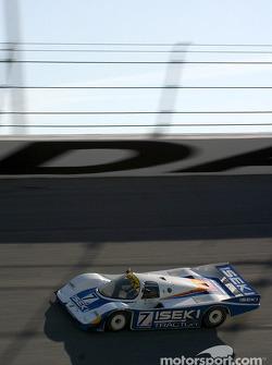 #7 1986 Porsche 956: Archie Urciuoli