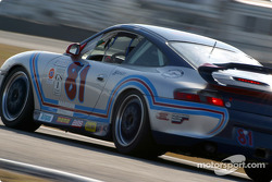 #81 G&W Motorsports Porsche GT3 Cup: Brent Martini, Cort Wagner