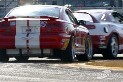 Frederick Motorsports Mustang Cobra R : David Brown, Andrew Kopperl