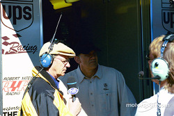 Interview for Dale Jarrett