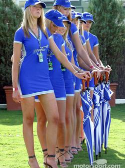 Adorables chicas australianas