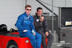 John Graham and Max Papis