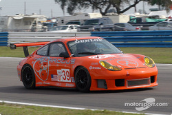 #39 Hazardous Sports Porsche 911 GT3 RS: Nick Longhi