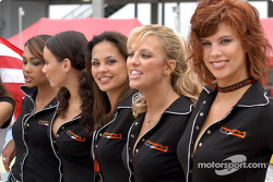 The lovely Hazardous Sports girls
