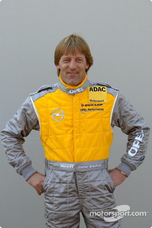 Joachim Winkelhock, Opel