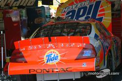 PPI Motorsports garage area