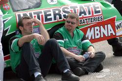Miembros de Joe Gibbs Racing
