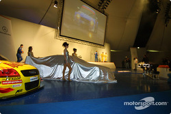 Unveiling the Mercedes-Benz