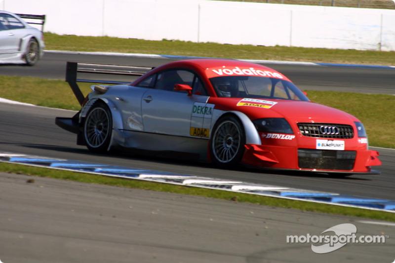 Martin Tomczyk, Audi
