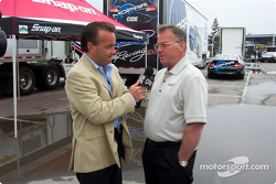 CASCAR owner and president Tony Novotny