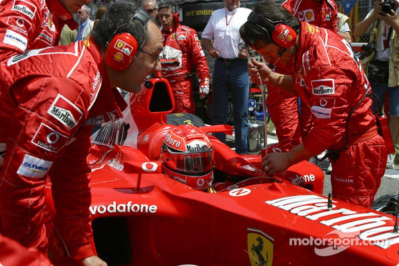Гран При Испании 2003