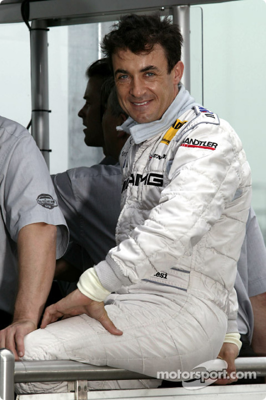 Jean Alesi, Team HWA, AMG-Mercedes CLK-DTM 2003