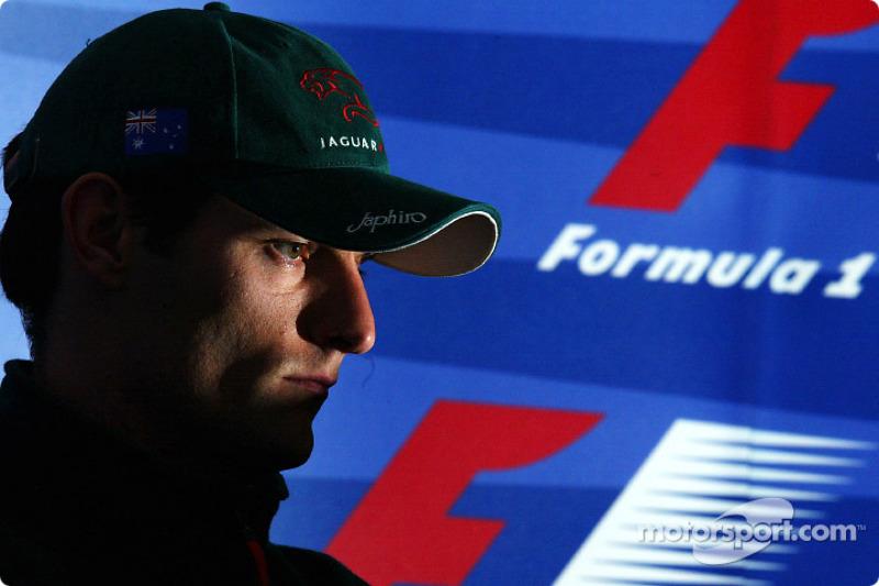 Conferencia de prensa de la FIA: Mark Webber