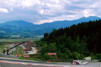 The Austrian Zeltweg Circuit