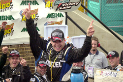Ryan Newman shows who is number one