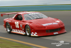 #18 Murray's Speed & Custom Camaro: Jon Leavy and Kenny Bupp, Doug Mills