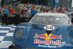 #58 Brumos Racing Porsche Fabacar - Vicory Circle