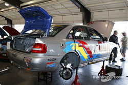 #04 Istook/Aines Motorsport Group Audi S4