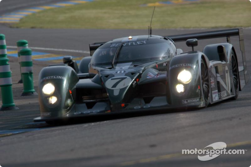 2003: Tom Kristensen, Rinaldo Capello, Guy Smith, Bentley Speed 8