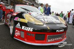 #77 Team Taisan Advan Porsche 911 GT3-RS