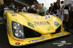 #24 Rachel Welter WR LMP01-Peugeot