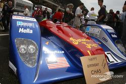 #27 Intersport Racing Field Lola-MG
