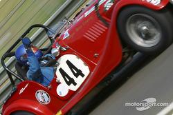 Le Mans Legend Thursday qualifying