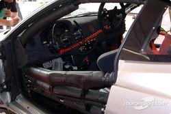 Risi Competizione Ferrari 360 Modena cockpit