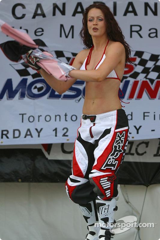 Miss Molson Indy 2003: la partie streetwear