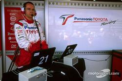 Miembro del equipo de Toyota