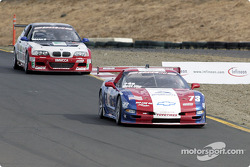 Phil McClure keeps his distance from Justin Marks