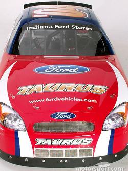 Ford fan appreciation day: presentation of the 2004 Ford Taurus NASCAR race car